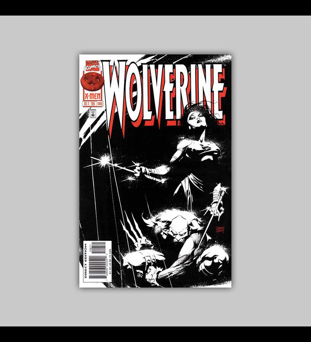 Wolverine 106 1996