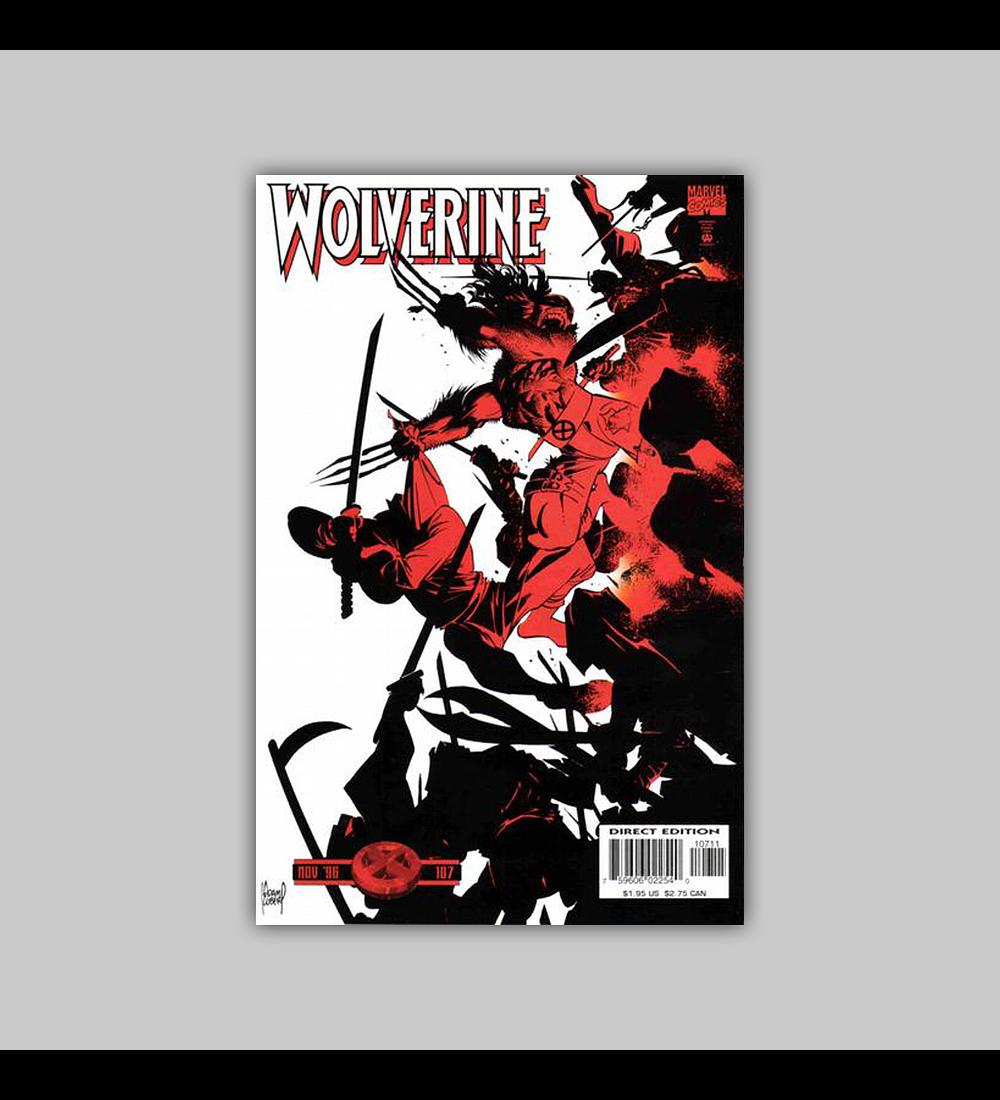 Wolverine 107 1996