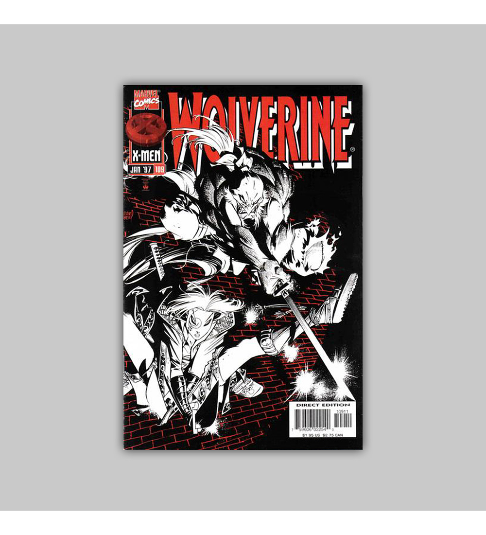 Wolverine 109 1997