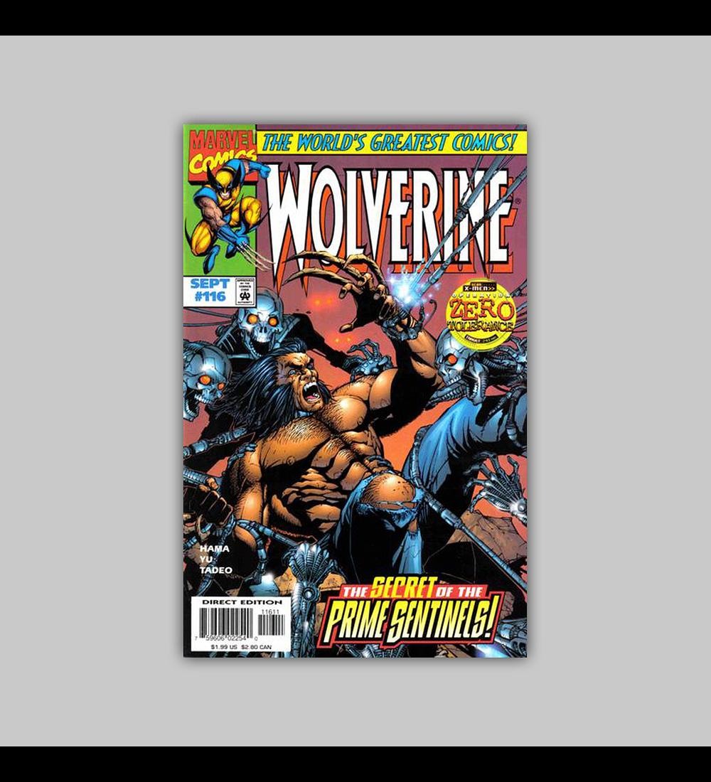 Wolverine 116 1997