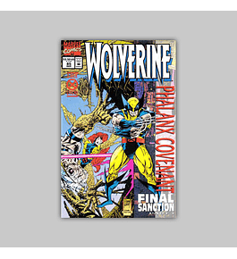 Wolverine 85 Foil 1994