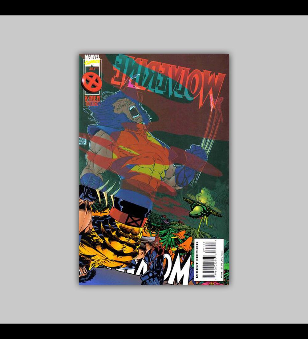 Wolverine 91 1995