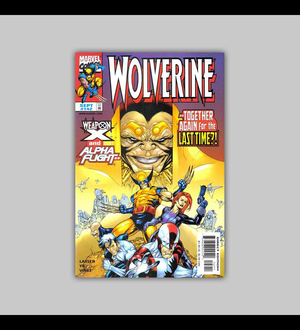 Wolverine 142 1999