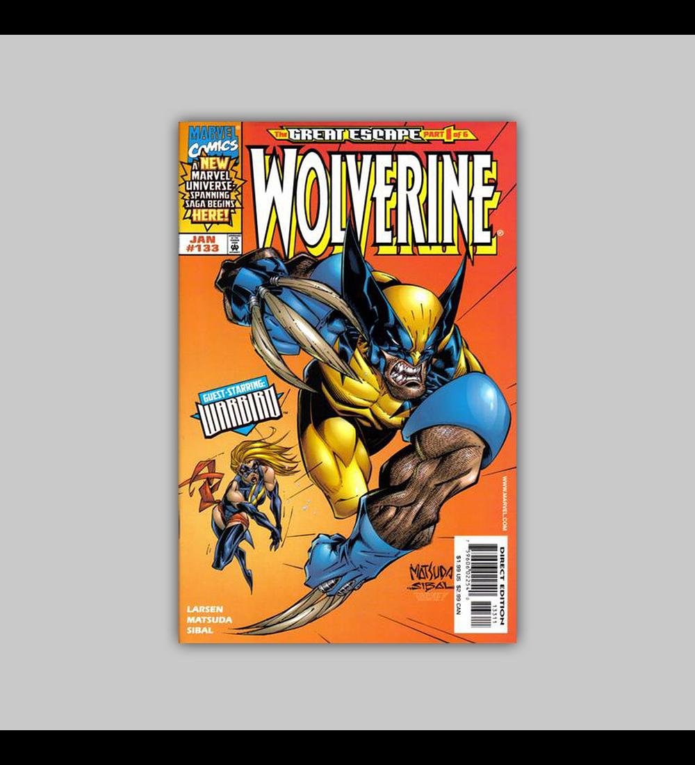Wolverine 133 1999