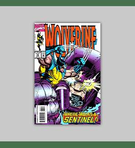Wolverine 72 1993