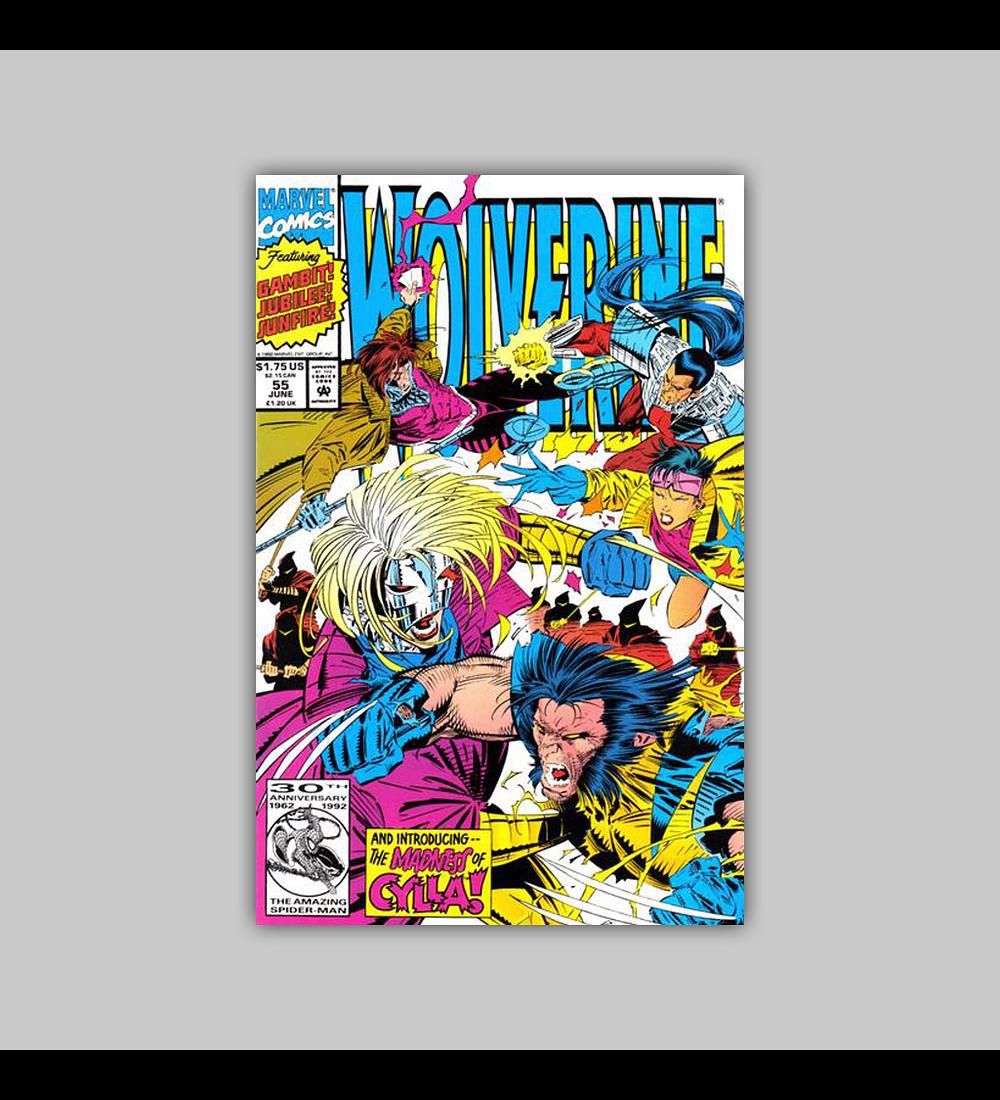 Wolverine 55 1992