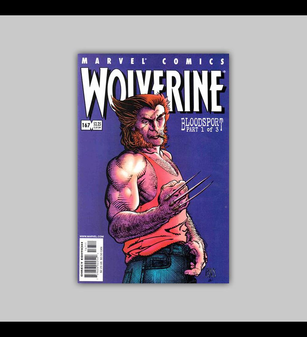 Wolverine 167 2001