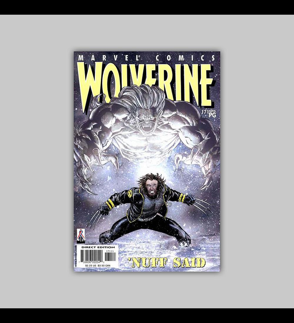 Wolverine 171 2001
