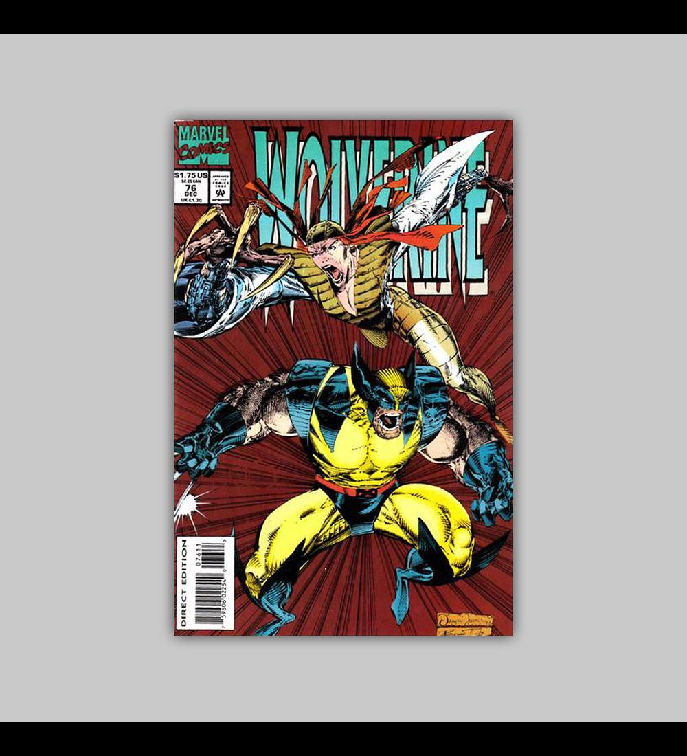 Wolverine 76 1993