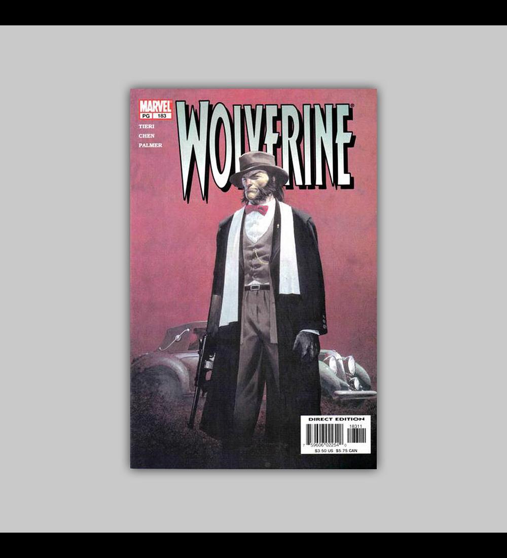 Wolverine 183 2003