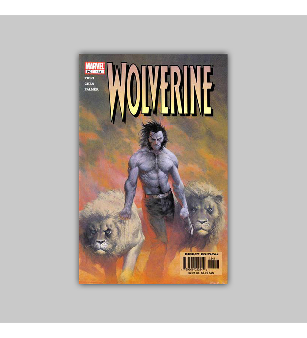 Wolverine 184 2003