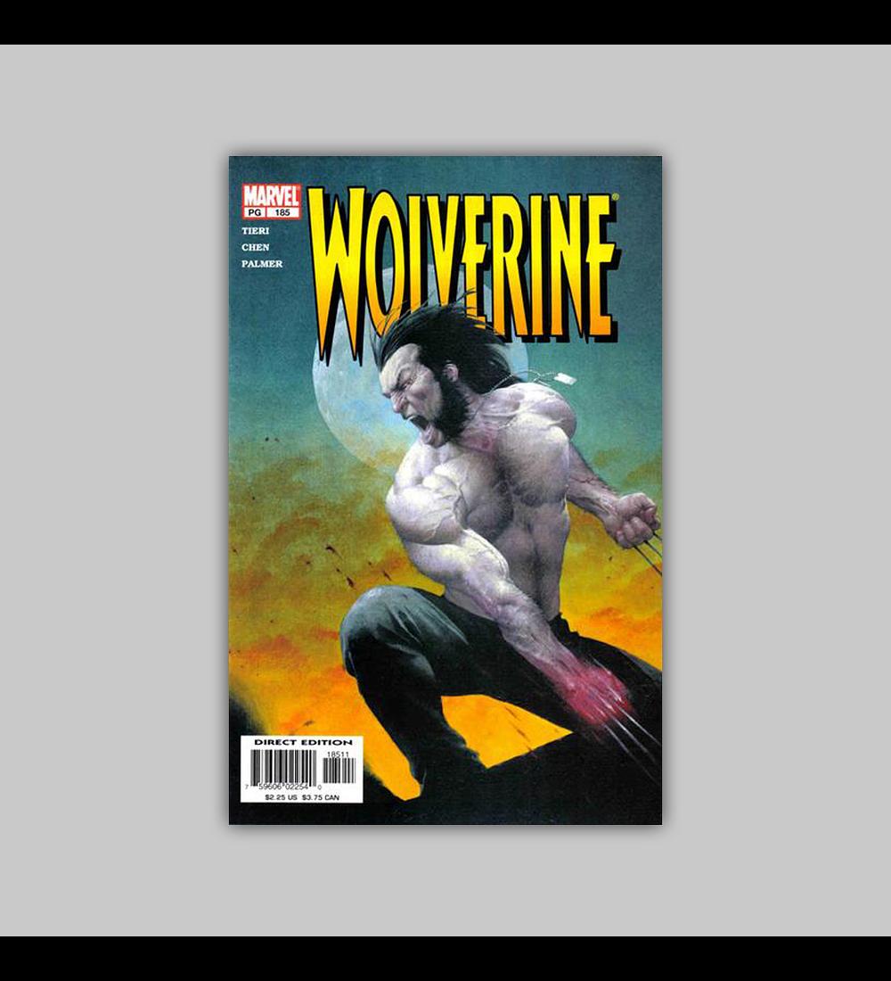 Wolverine 185 2003