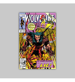 Wolverine 49 1991