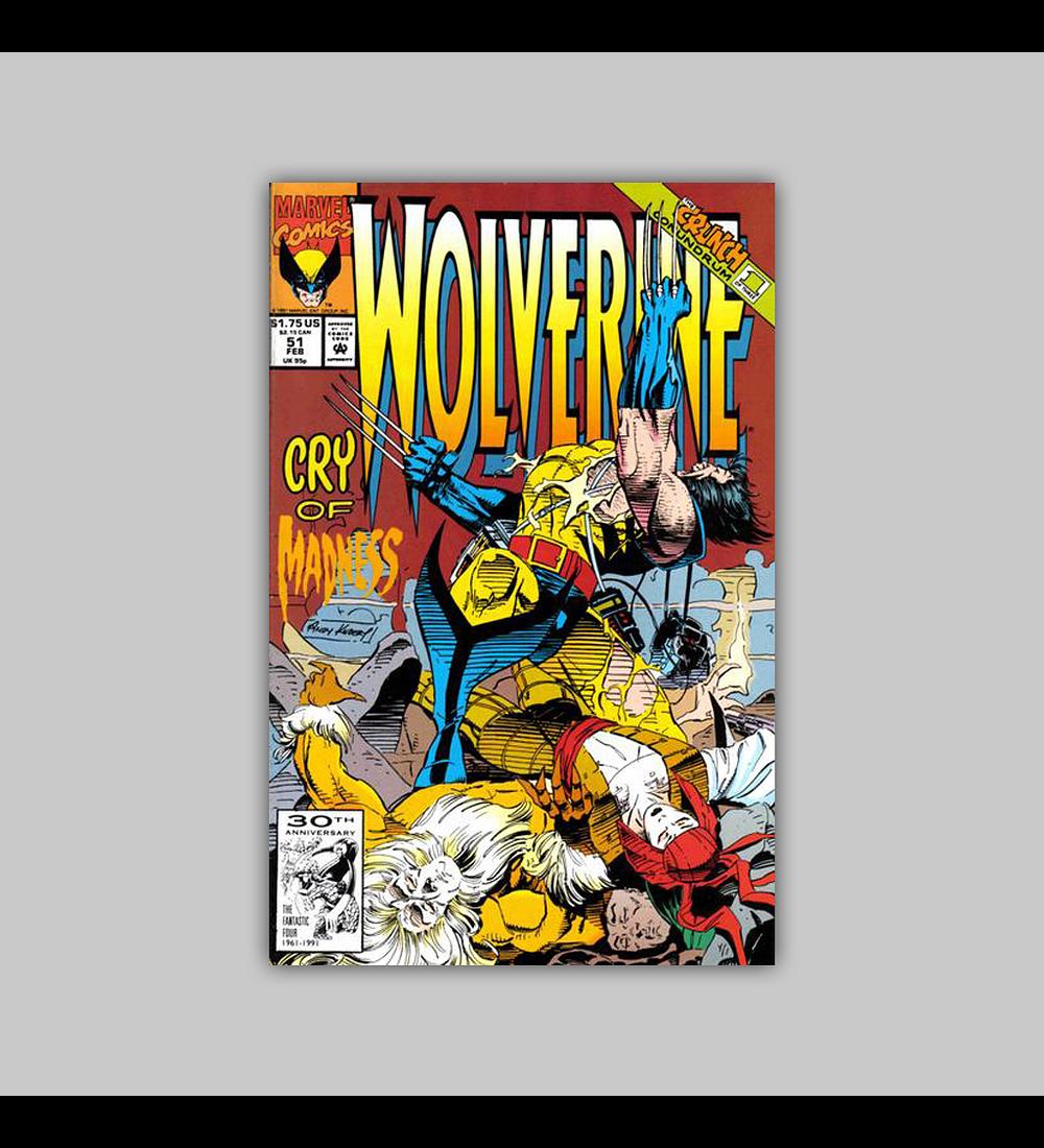 Wolverine 51 1992