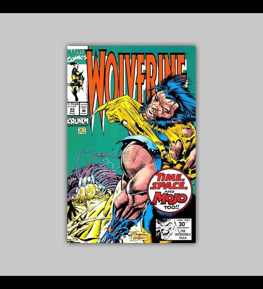 Wolverine 53 1992