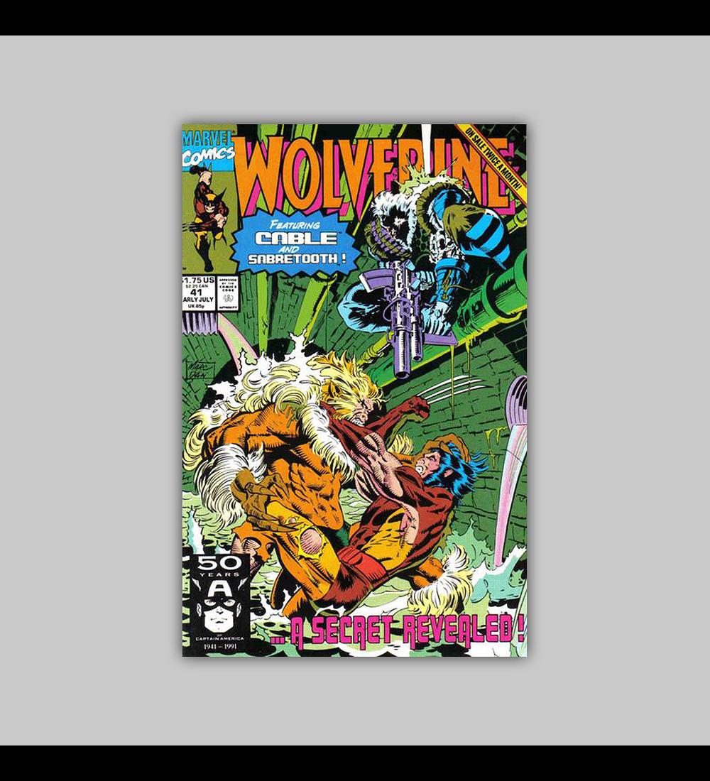 Wolverine 41 1991
