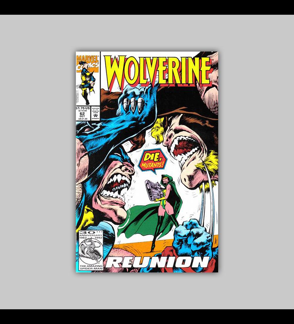 Wolverine 62 1992