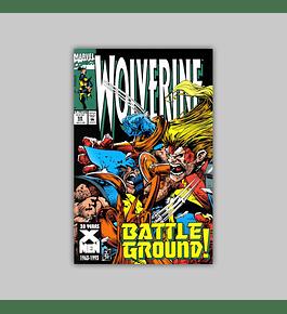 Wolverine 68 1993