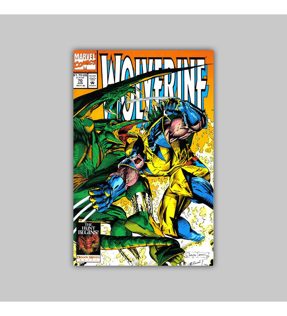 Wolverine 70 1993