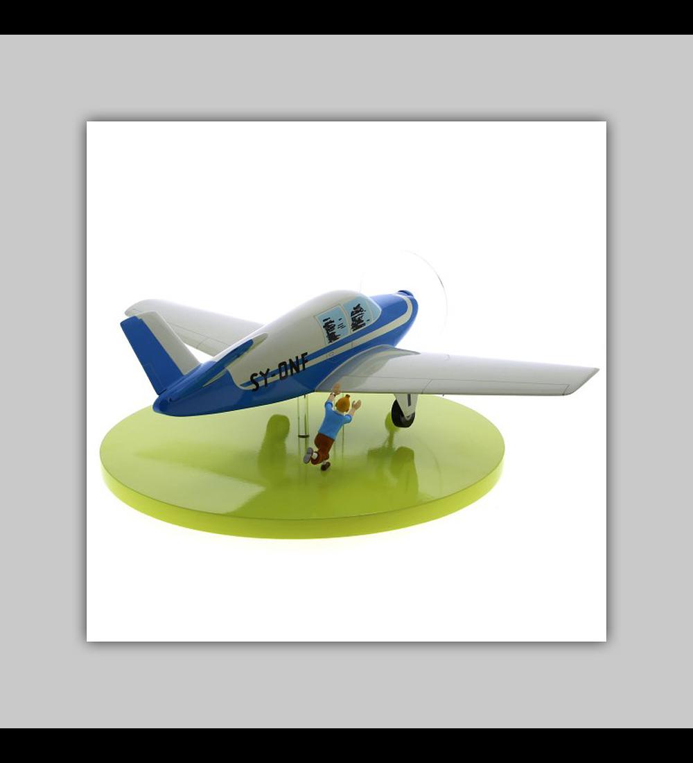 Tintin: Le Beechcraft Bonanza A35 2016