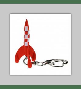 Tintin Porta-chaves: Foguetão 2016