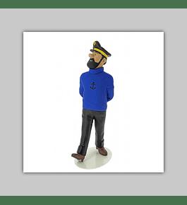Musée Imaginaire: Statuette Captain Haddock 2019