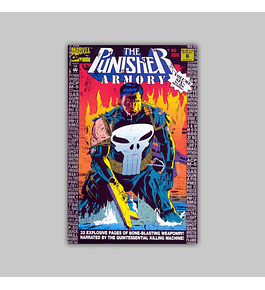 The Punisher Armory 6 1993