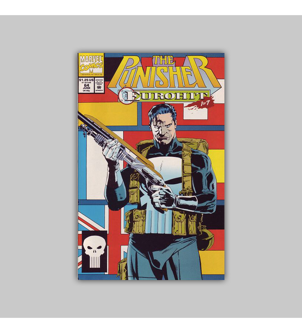 The Punisher 64 1992