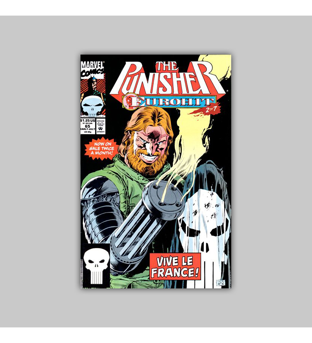 The Punisher 65 1992
