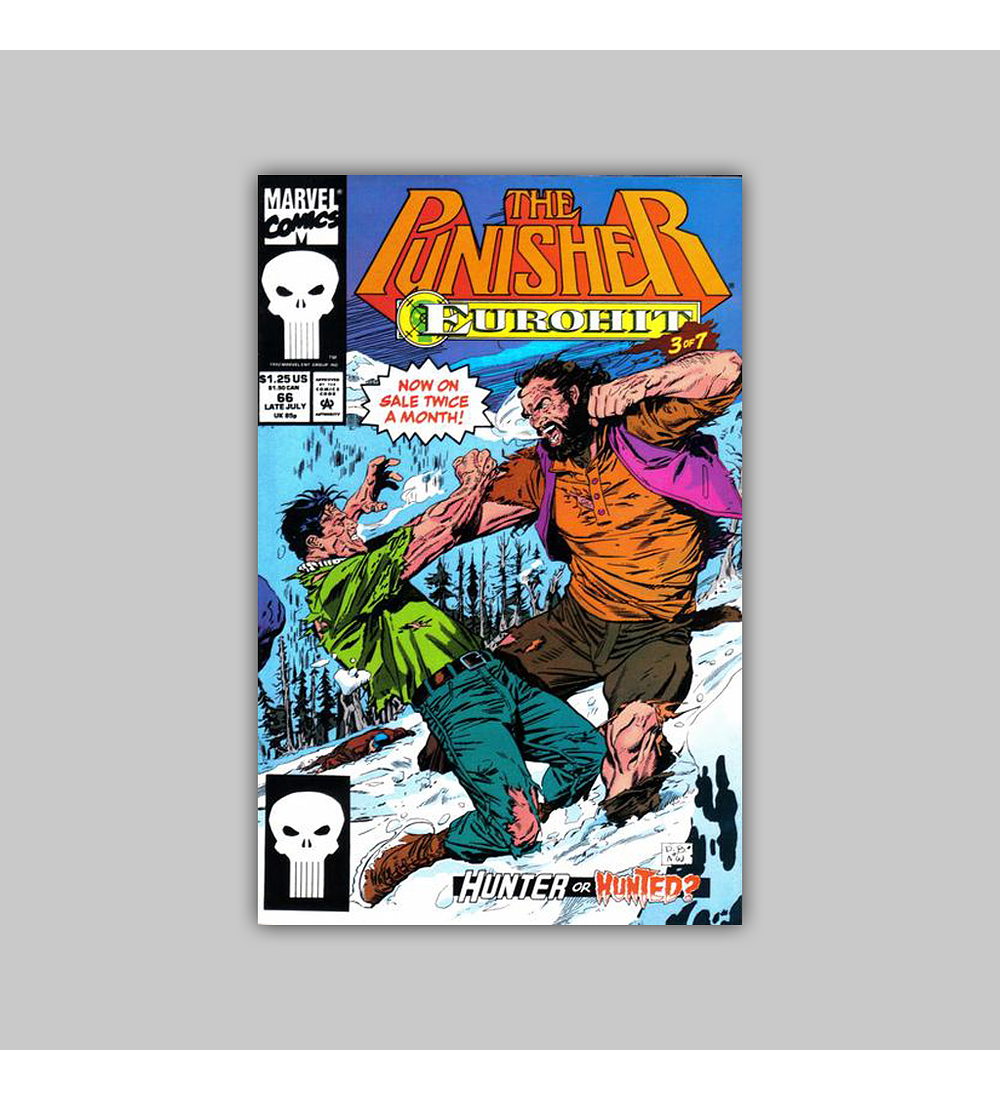 The Punisher 66 1992