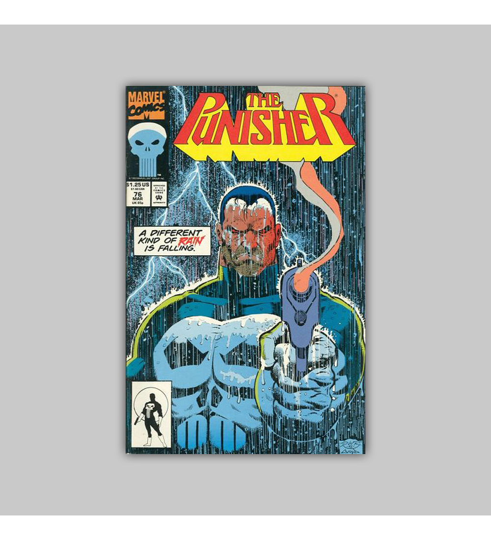 The Punisher 76 1993