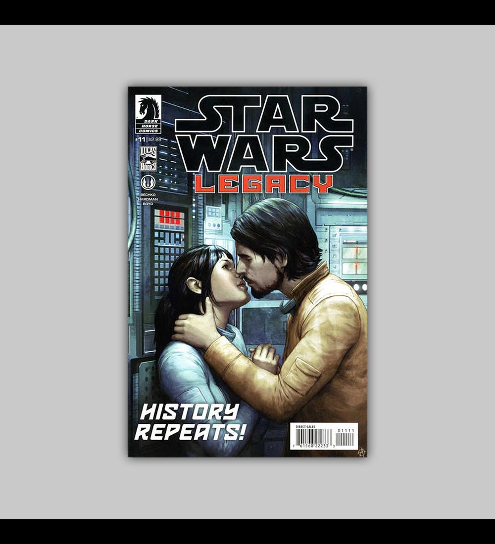 Star Wars: Legacy II 11 2014