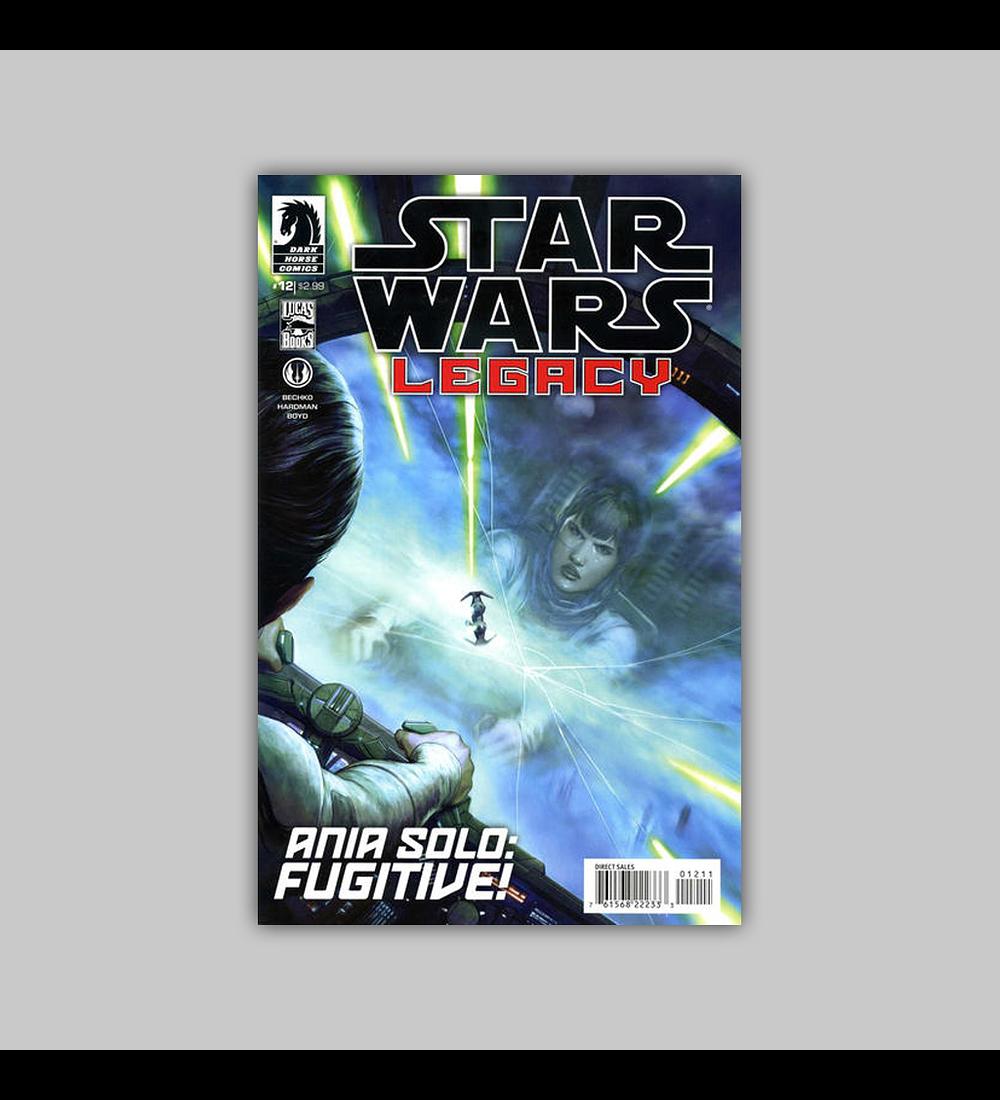 Star Wars: Legacy II 12 2014