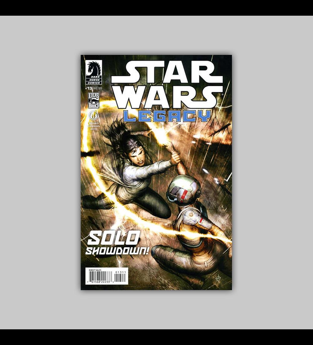 Star Wars: Legacy II 13 2014