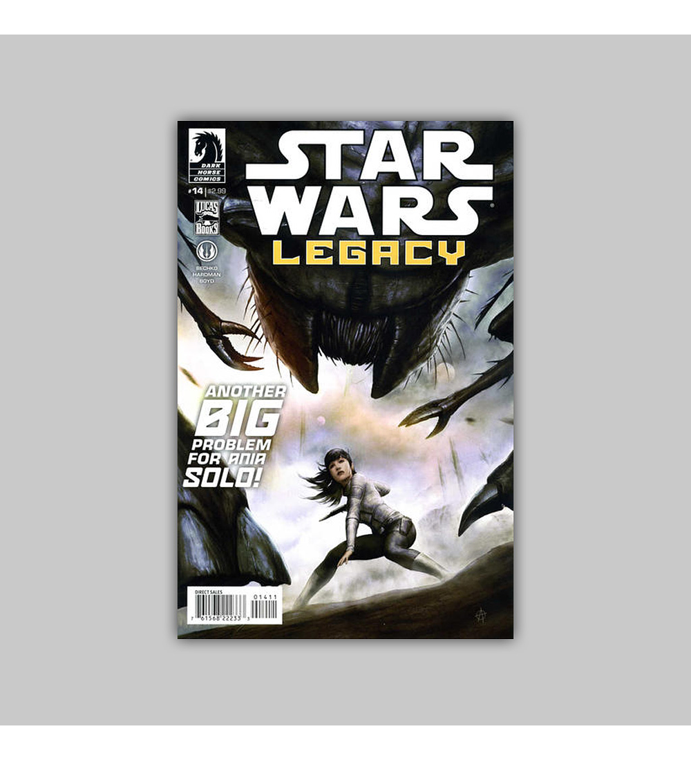 Star Wars: Legacy II 14 2014