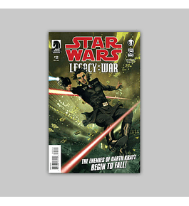 Star Wars: Legacy War 2 2011