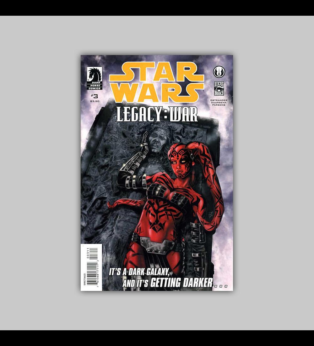 Star Wars: Legacy War 3 2011