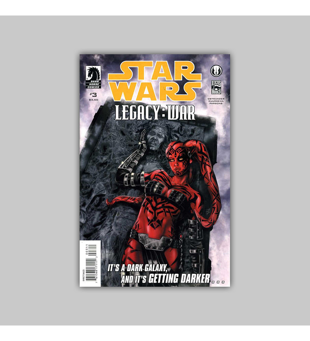 Star Wars: Legacy War 3 2011