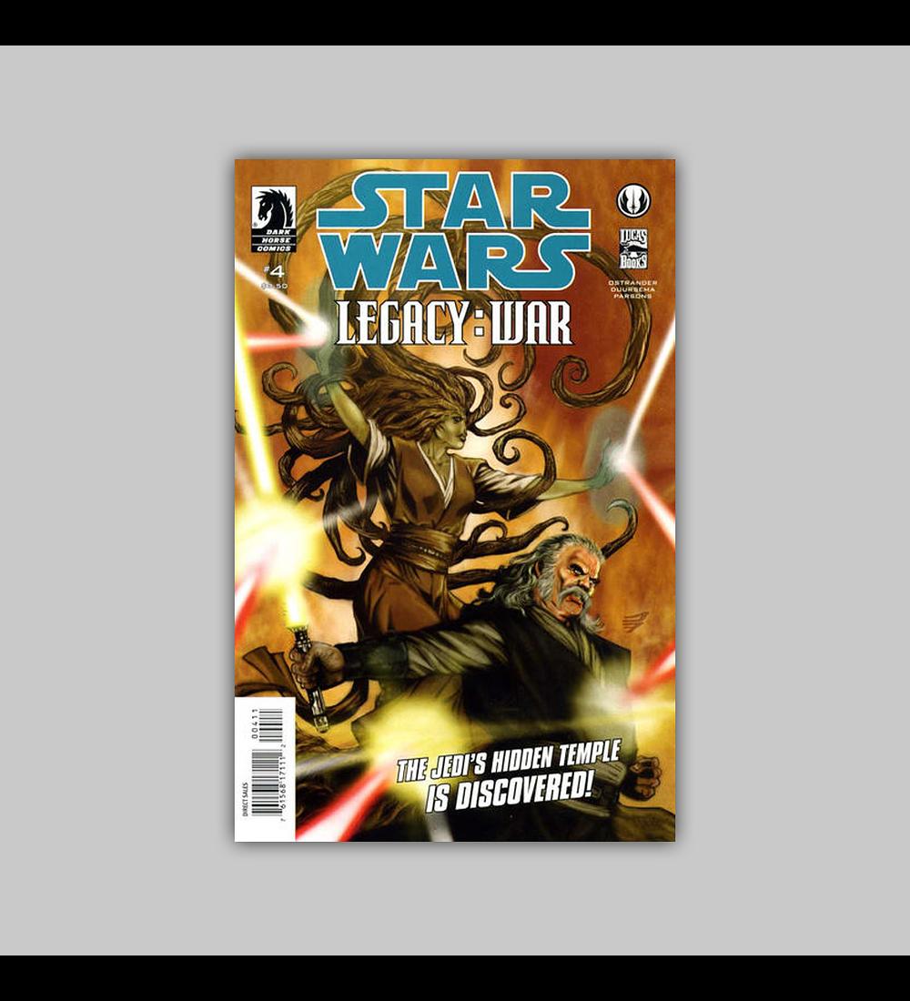 Star Wars: Legacy War 4 2011