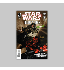 Star Wars: Legacy War 5 2011
