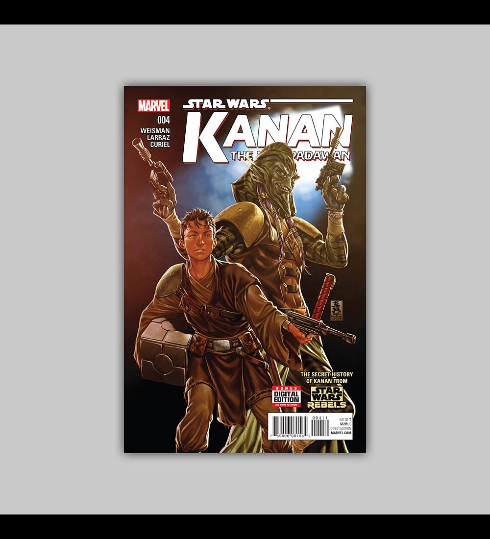 Star Wars: Kanan - The Last Padawan 4 2015