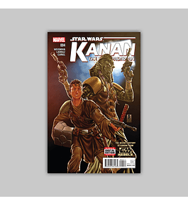 Star Wars: Kanan - The Last Padawan 4 2015