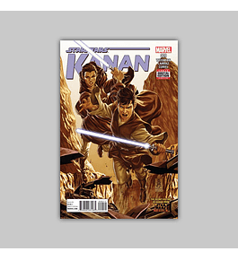 Star Wars: Kanan - The Last Padawan 9 2016