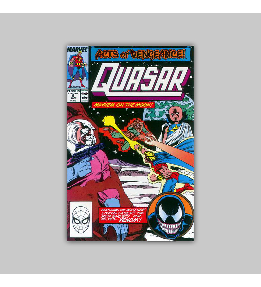 Quasar 5 1989