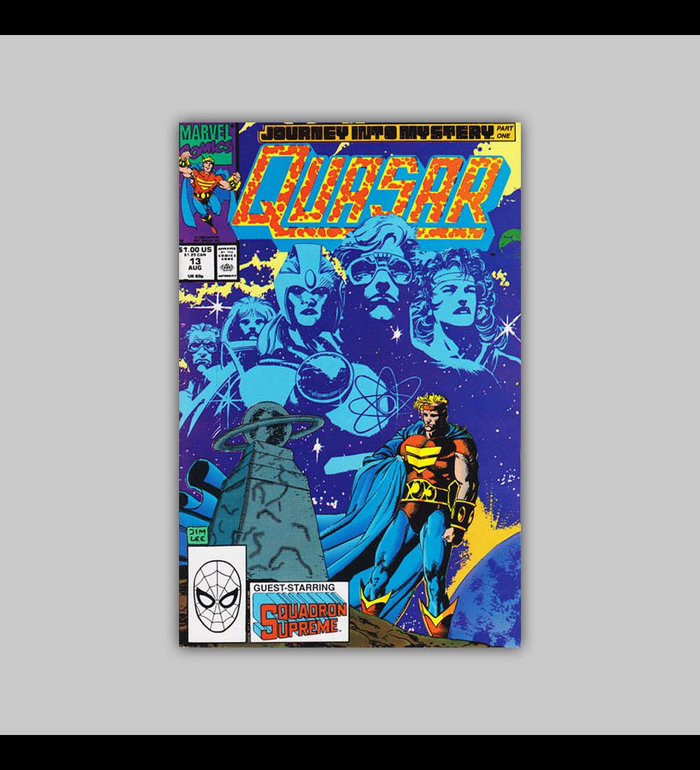 Quasar 13 1990