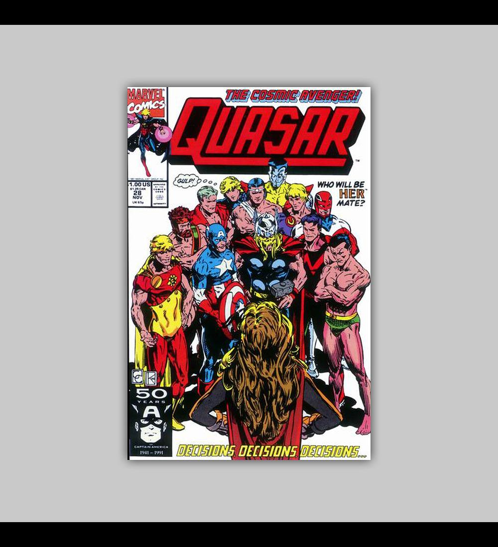 Quasar 28
