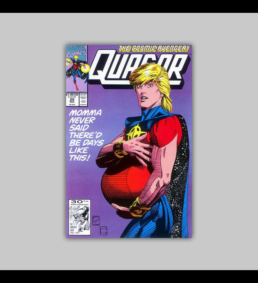 Quasar 29 1991