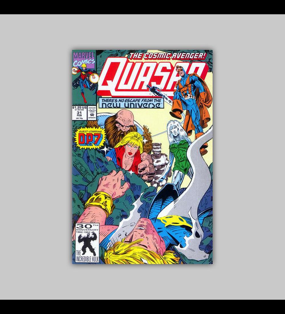 Quasar 31 1992