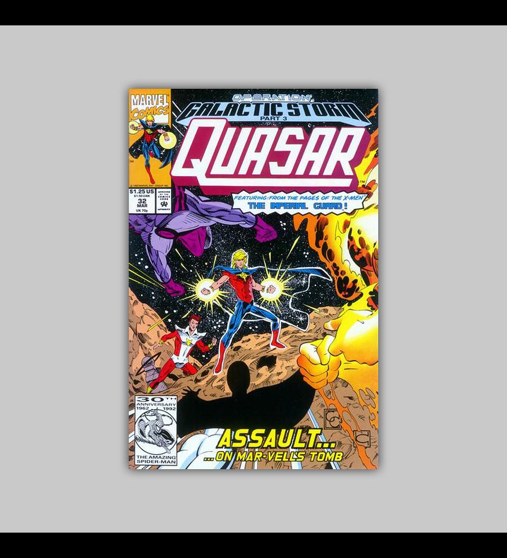 Quasar 32 1992