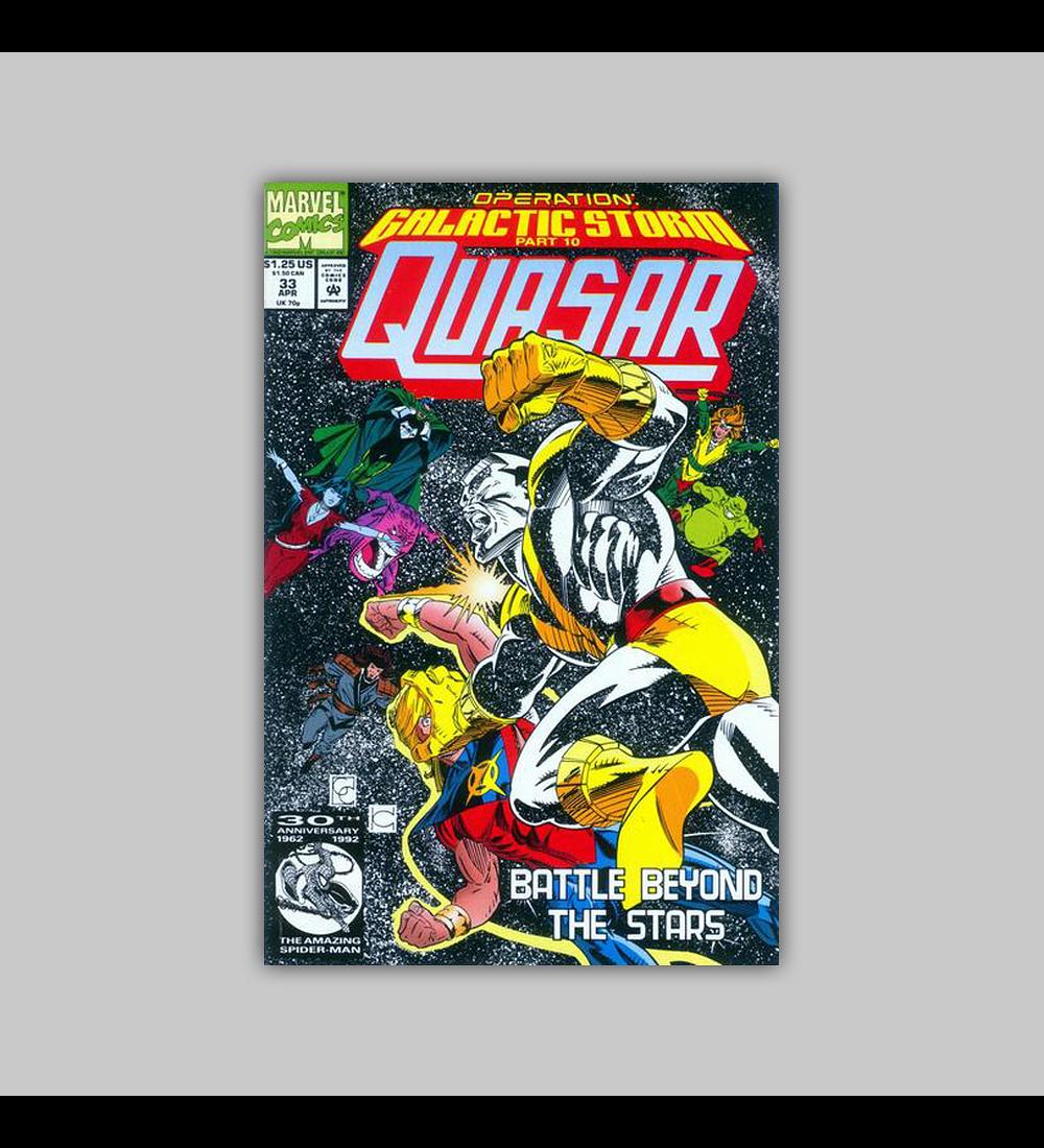 Quasar 33 1992
